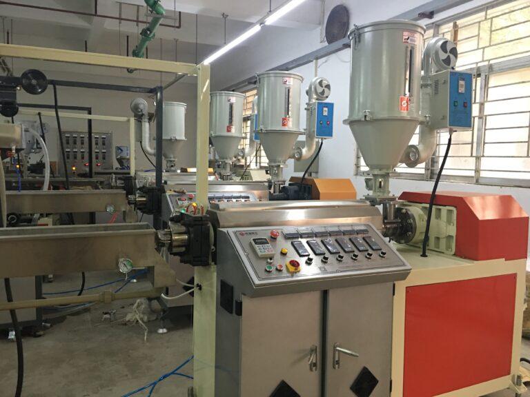 Экструдер для производства филамента и 3D нити